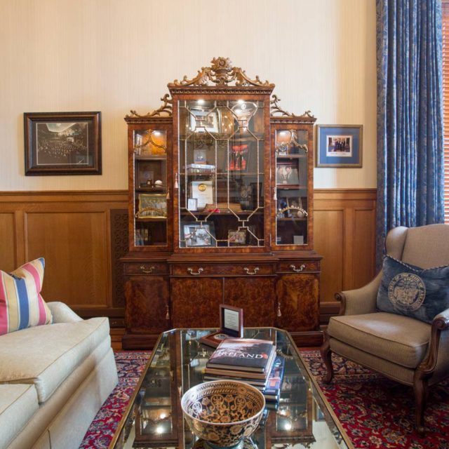 Governor Asa Hutchinson's Office – State Capital